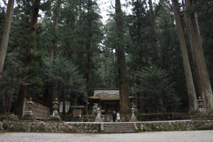Ryuketsu Jinja Shrine